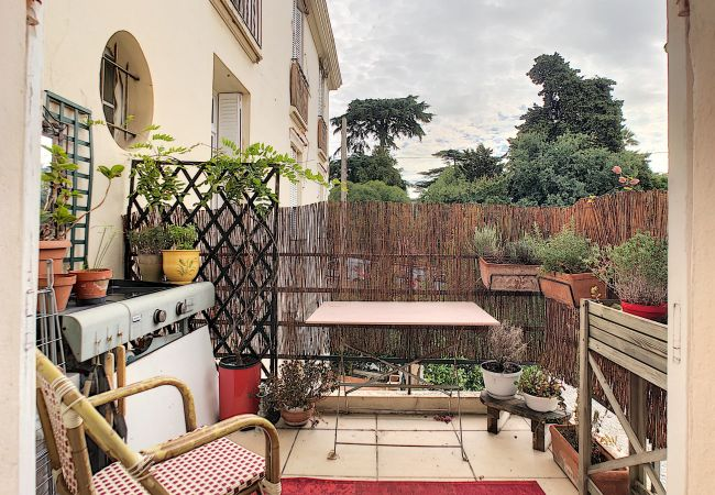 Apartment in Cannes - ⚜️Cannes-Bohemian style apartment 10mn from Palais❤️