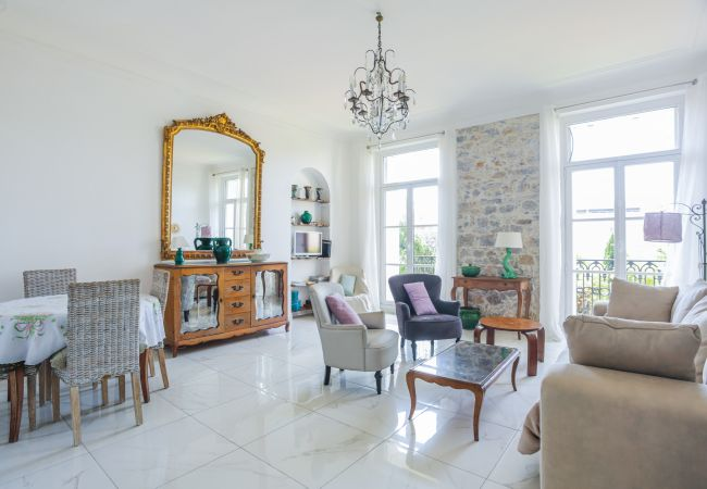Apartment in Cannes - ⚜️Cannes - 3p in mansion house 10mn Palais⭐