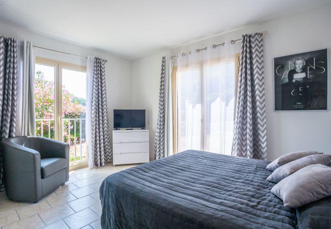 House in Théoule-sur-Mer - ⚜️ Théoule - Villa Estérel ⚜️